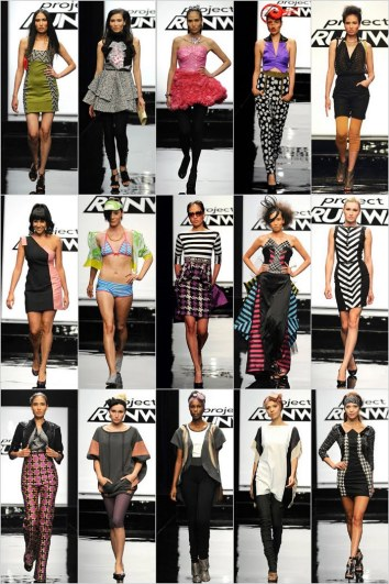 Project Runway The Season 8 Scorecard The Democracy Diva