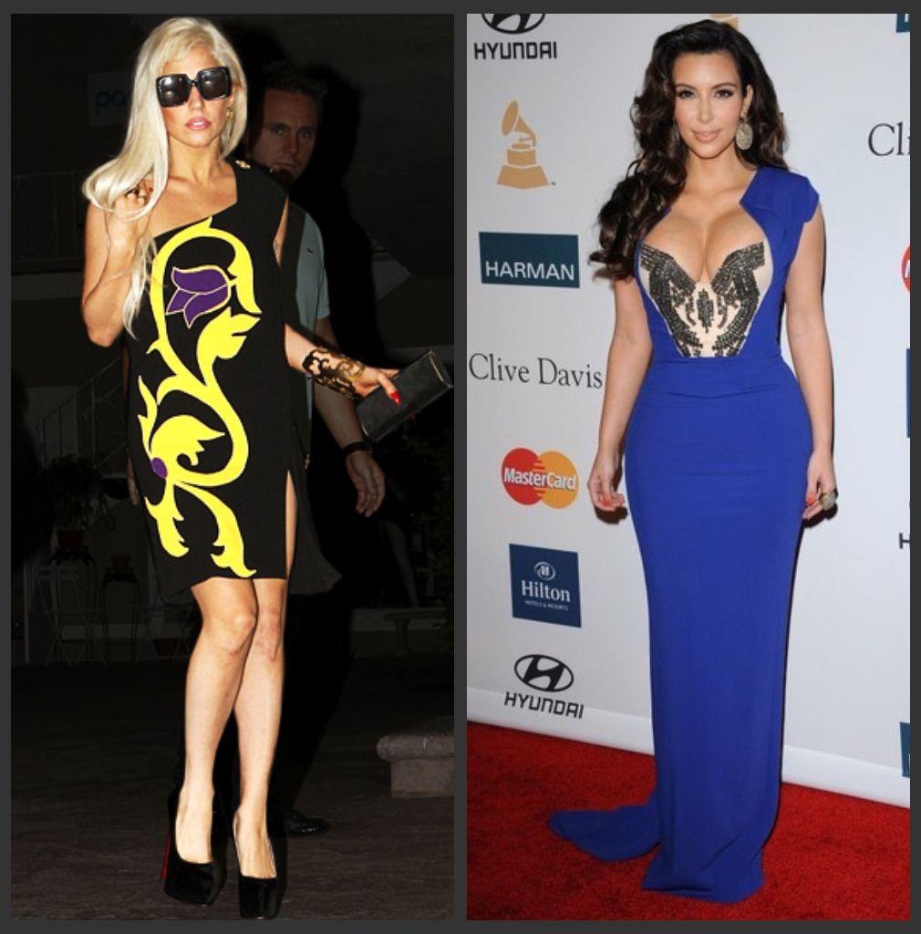 Kim k gold dress shoes