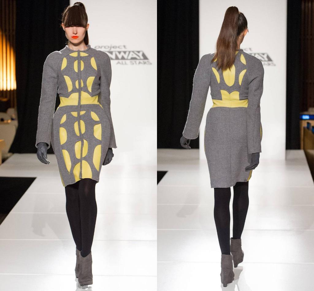 Fashion Show Half Jackets Collage