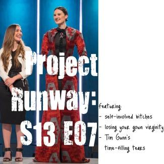 Project Runway Recap: S13 E07