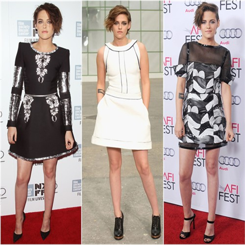 Kristen Stewart in Chanel