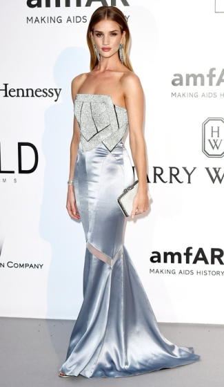 amfAR's 23rd Cinema Against AIDS Gala, Arrivals, Cannes, France - 19 May 2016