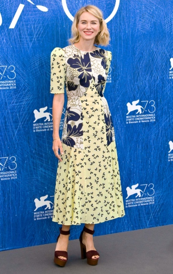 73rd Edition of Venice Film Festival photocall of the film The Bleeder